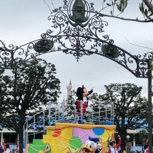 ディズニーランド  2019年12月  ジャンボリーミッキー