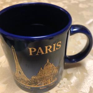パリのマグカップ〜フランス