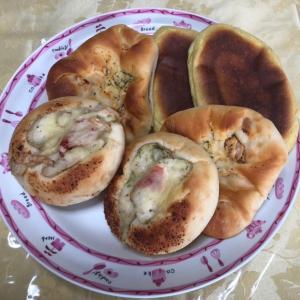 美味しいパン色々