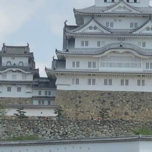 GWは姫路城攻略!