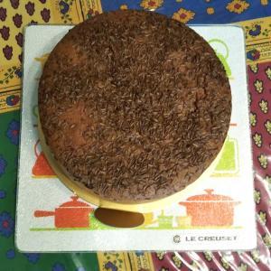 アガサクリスティとシードケーキ