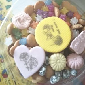 母の日と江戸和菓子