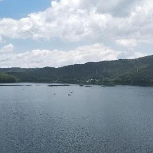 【木崎湖】仁科三湖(青木、中綱、木崎)すべてを一周サイクリングしてみて気づいたこと。