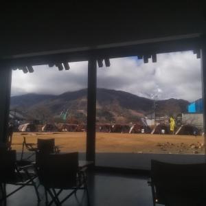 【白馬】毎週のスノーピーク週末マルシェも最終日!本年の販売も終了です!ありがとうございました!また来年!