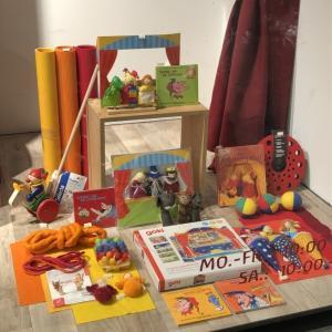ドイツ、べルギーおもちゃ研修へ⑭ おもちゃ屋さんの広告編