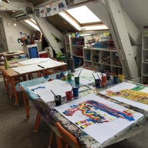 ドイツ、べルギーおもちゃ研修52幼稚園見学へvol.4