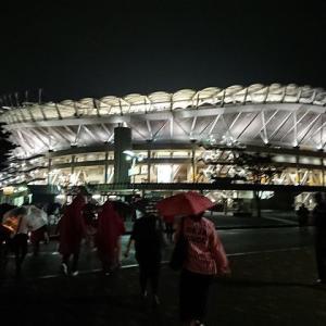昨日の鹿島応援日記、ACL準々決勝・VS広州恒大