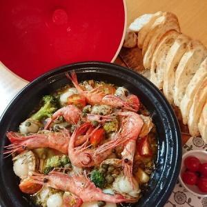 イタリア料理・モロッコ料理・日本料理。
