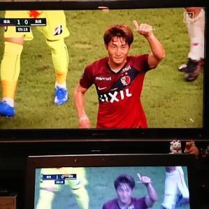 昨日のリーグ・今季初の完封勝利!