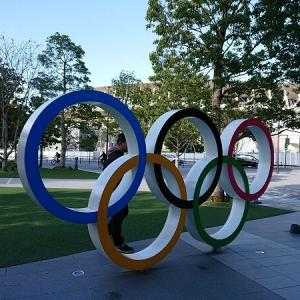 東京オリンピック・開幕。
