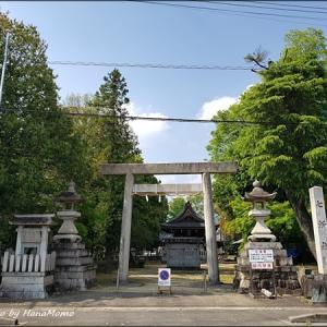 ★七所神社 in  愛知(江南)