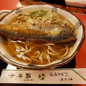 ★蕎麦舗 酒井亭(にしんそば)  in  岐阜(大垣)