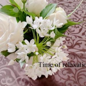 50代、こんな時だからこそ!!=お家にお花を飾ろう(*^o^*)=【気持ちの事】