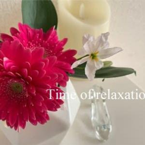 50代、娘の里帰りの準備☆彡=次女の部屋にお花を飾って♪=【気持ちの事】