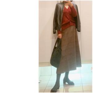 50代、GUの今年の新色が好き\(^o^)/=ファッションは千差万別(笑)=【取捨選択】