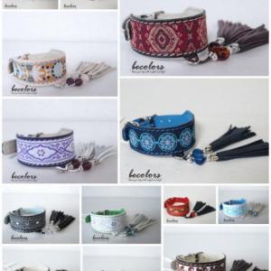 ★クッション入り・タッセル付き首輪/ハーフタンクをお買い得価格にてご提供!DG Style キャンペーン becolors online shop