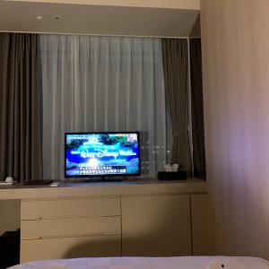 ホテル滞在で仕事!