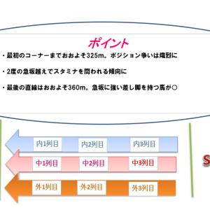 大阪杯2020コース解説と穴馬データ予想