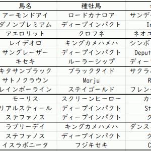 【ABH】天皇賞秋2020出走馬予定馬血統考察と消去法予想