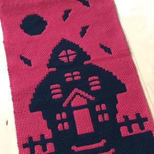 フィン織りで ハロウィンを・・・・
