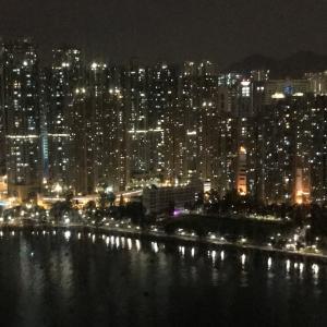 夜景がきれい・・・・
