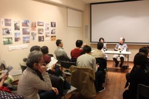 岡村淳監督ドキュメンタリー上映まつりが始まりました