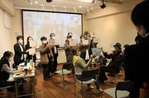 済州島四・三抗争72周年追悼 研究集会