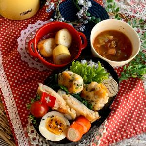 *千葉県公立高校前期入試結果と今日のお弁当*