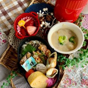 *去年のセンター試験用弁当と北海道大学学食Part3*