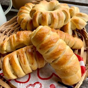 *お久しぶりね〜♪♪なパン作り*