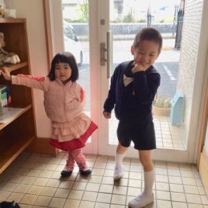 撮られるの大好き!キメポーズ☆! 筑紫野市原田 のりこキッズマム歯科医院