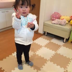 ハイポーズ☆!     筑紫野市 原田 のりこキッズマム歯科医院