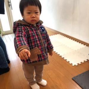 ジャケットがお似合いでした!  筑紫野市原田 のりこキッズマム歯科医院
