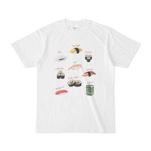お寿司Tシャツ♪