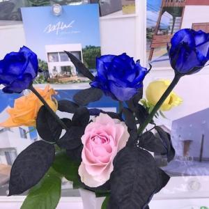 """㊗K様邸地鎮祭!! 人気のZERO-CUBE+BOX施工始まります。        """"青いバラ"""""""