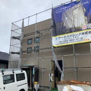 U様邸、木完検査完了!! 人気のステップフロア・女性目線からの新しいカタチのお家!!