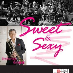 今年のライブは「Sweet & Sexy」早川隆章さんを迎えます。
