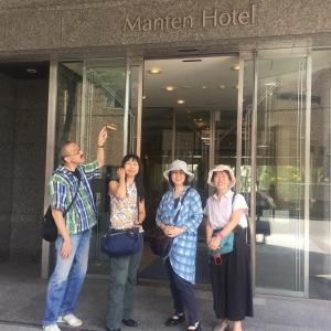 北陸ツアーに行ってきました-前乗り金沢観光-