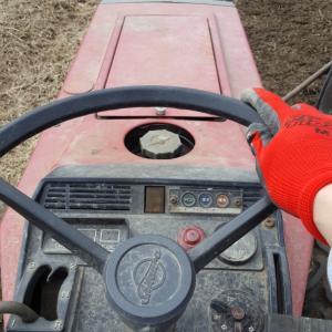 春到来❗農作業スタート
