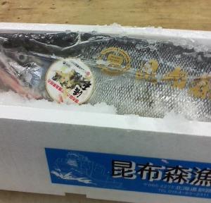 北海道昆布森産『秋鮭』