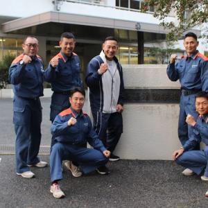 広島県消防学校(第14期)警防科に感謝!