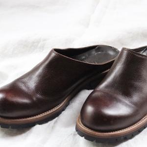 """イタリア靴""""M""""を注文しました"""