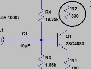 【回路】トランジスタをつかう極意(小信号アンプ設計)(8) プリント基板の劣化