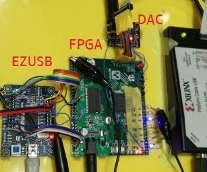 EZ-USB FX2LP を動かしてみる (38) USB Audio Class 2.0の音が出た