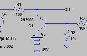 【回路】電撃トランジスタ講座(小信号アンプ設計)(24) リミッター