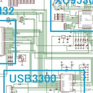 STM32でDCC/DDCを作る方向で (62) AK4495でDSD 設計情報(完)