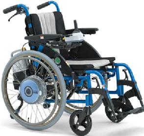 電動車椅子、ヘッドレスト追加のご提案の件