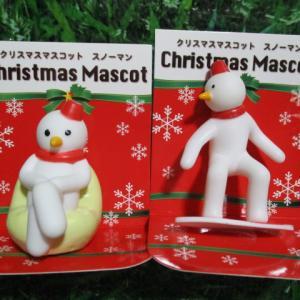 ☆セリアのクリスマス・スノーマン2☆