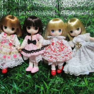☆chuchu doll HINA達☆