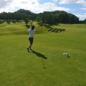 ゴルフ 時々 釣り